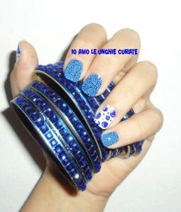 nail art bubbles
