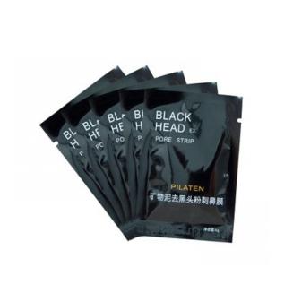 maschera-nera-bustina-punti-neri